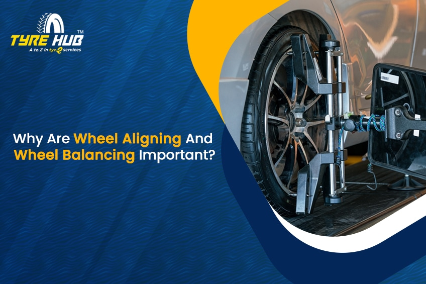 Why Are Wheel Aligning And Wheel Balancing Important